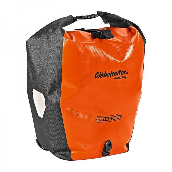Ortlieb Back-Roller Orange Line (mit Globetrotter Schriftzug) als Angebot des Tages für 69,95€