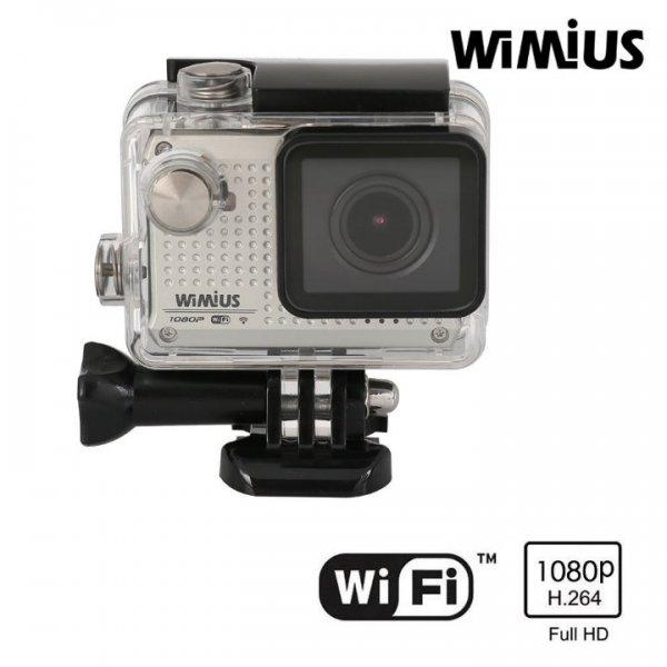 [Amazon.de] WIMIUS S1 Actionkamera Wifi FullHD
