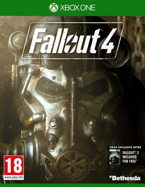 Fallout 4 für die XBOX One für 25,25 Euro inkl. Versand @amazon.co.uk