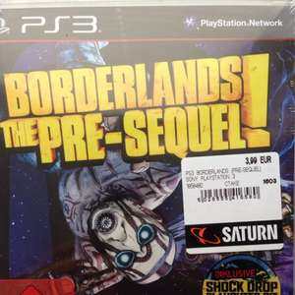 Borderlands - The Pre-Sequel PS3 für 3,99€ - Berlin Saturn Alexanderplatz