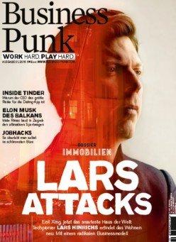 Zeitschrift Business Punk: Eine Ausgabe kostenlos