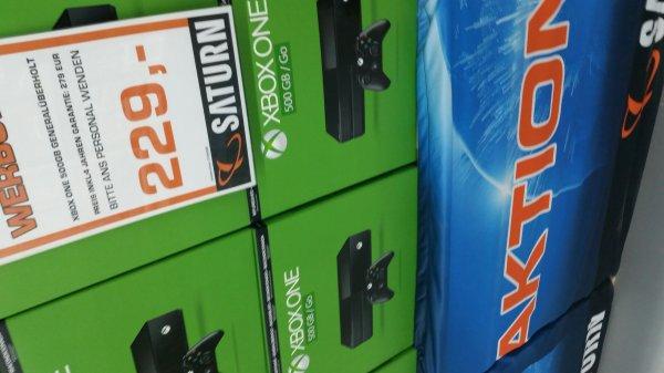 Xbox One 500Gb Generalüberholt Lokal Berlin Spandau