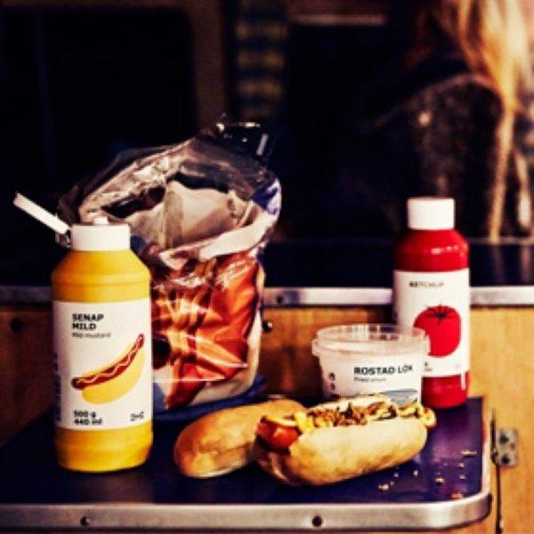 [Ikea Duisburg]  32 Stück Hotdog-Party Paket