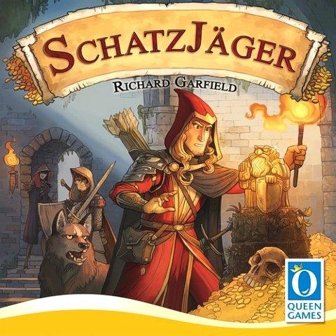 """Brettspiel """"Schatzjäger"""" für 11, 98€ @ Amazon (Prime oder Buchtrick)"""