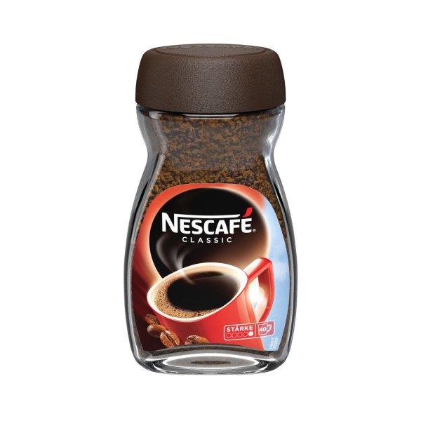 Nescafe Classic löslicher Kaffee 4x 100gr Gläser [Amazon Prime]