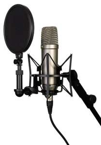 [Amazon Blitzangebot] Rode NT-1A Großmembran-Kondensatormikrofon