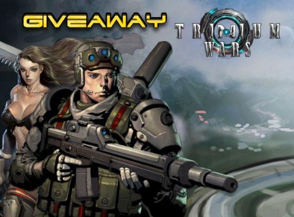 [STEAM] Free Steam key Trinium Wars Steam Starter Edition Giveaway ( noch immer Aktiv!)