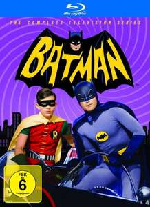 Amazon Batman - Die komplette Serie [Blu-ray]