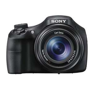 "Sony Cyber-SHOT DSC-HX300 ( 20.4 MP ,50x opt. Zoom, Carl Zeiss Objektiv, 3"" Display) für 206,64 € @Amazon"