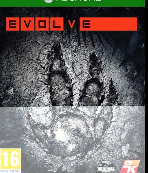 Evolve - Xbox One [Amazon.fr]