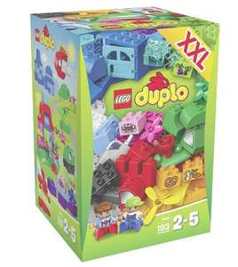 [real.de] Lego Duplo 10622 Große Kreativ-Steinebox für 36€ inkl VSK statt 50€