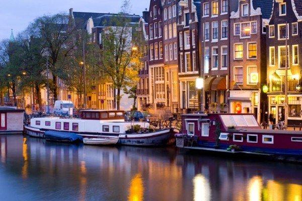 Amsterdam: 3 Tage in 4 Sterne Hotel inkl. Frühstück für 79€  PRO PERSON bzw. pro DZ pro Nach