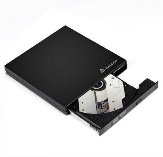 18,69 Euro - Externer CD/DVD RW Brenner USB2.0 Universal DVD SuperDrive - 4,5 Sterne