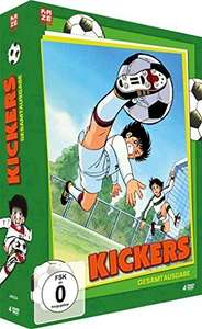 AMAZON  Kickers - Gesamtausgabe - Slimpackbox (4 DVDs)