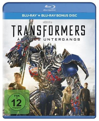 [Amazon - Prime?] Transformers 4: Ära des Untergangs Blu-ray für €7,97