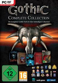Gothic Complete Collection als PC-Download @ gamesload.de