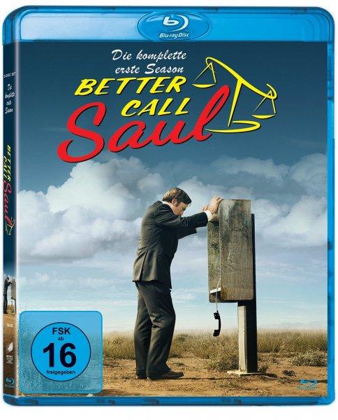 Amazon: Better Call Saul - Die komplette erste Season [Blu-ray]