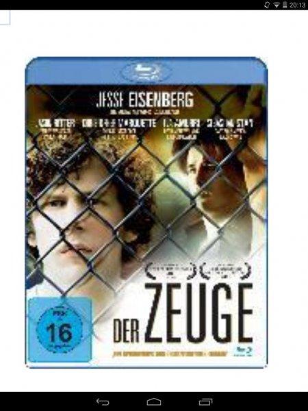 Thalia Der Zeuge für 2,99€ ( Film Sale) Amazon 4,99€