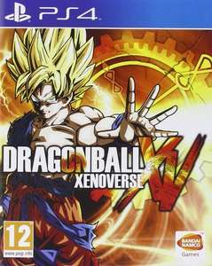 [Amazon.it] Dragonball Xenoverse (PS4) für 23,32€