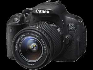 [MM.de] CANON EOS 700D mit Objektiv 18-55 mm 1:3.5-5.6 IS STM