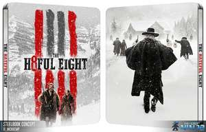 [Thalia.de] The Hateful 8 Steelbook (Vorbestellung)