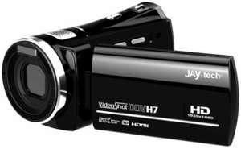 [plus.de] JAY-tech VideoShot DDV-H7 - FullHD Camcorder
