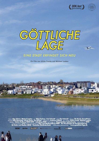 """[Lokal Dortmund] kostenlos Film  """"Göttliche Lage"""" - über die Stadtentwicklung (erhielt Grimme-Preis 2016)"""