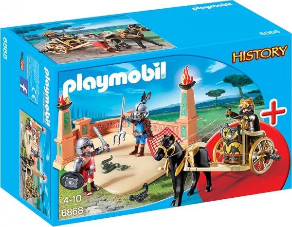 PLAYMOBIL 6868 - StarterSet Gladiatorenkampf @ Amazon Prime