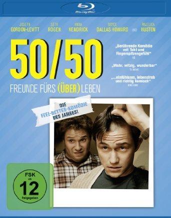 [Amazon Prime] 50/50 - Freunde fürs (Über)Leben (BluRay)