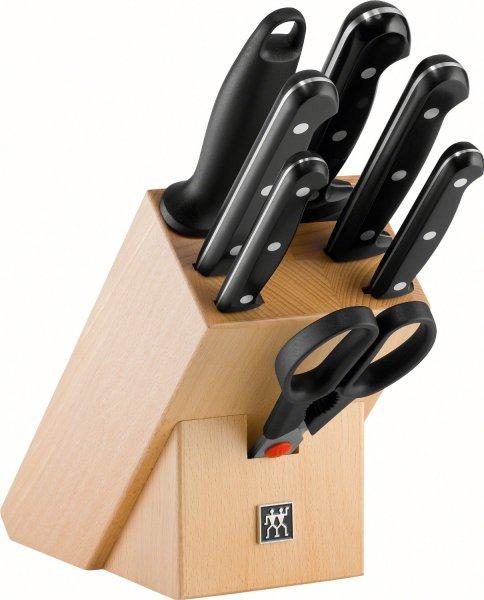 [Amazon] Zwilling Twin Chef Messerblock 8-teilig für 99,99€ oder Twin Gourmet Messerblock 9-teilig für 99,95€ inkl. Versand statt 124,90€/123,98€