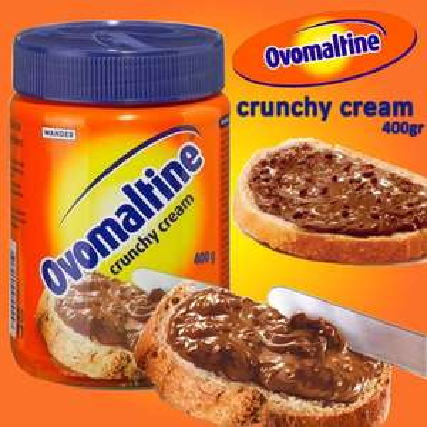 [Bundesweit, Kaufland] KW12: Ovomaltine Crunchy Cream -59% (Angebot + Coupon) = kg 3,05€
