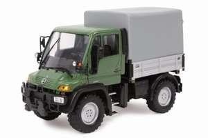[Amazon Plus] Legler Unimog U400 Modellauto 1:32