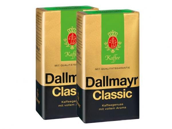 Dallmayr Classic 500 gr. (lokal Lauf)
