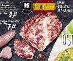 (REAL Bundesweit) Duroc Schweinenacken für 9,99€/kg