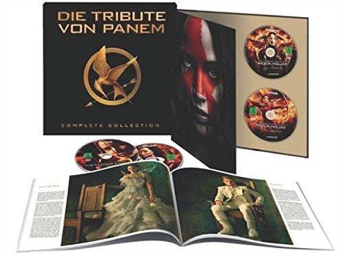 [Thalia] Tribute von Panem - Complete Collection (6 Blurays), Bestpreis!
