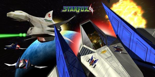 [Nintendo eShop] StarFox 64 bzw. Lylat Wars (Wii U) für 5€