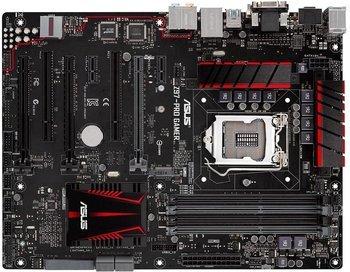 [Cyberport] Asus Z97 Pro Gamer Mainboard (Intel Z97, 4x DDR3, M.2, Gb LAN, Nvidia SLI / AMD CrossFire) für 117,89€ - 30€ Cashback = 87,89€