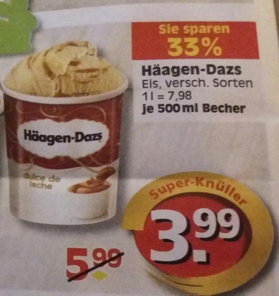 Häagen-Dazs 500 ml - 1,99 € bei Reichelt durch Coupies  [Lokal - Berlin?]