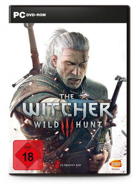 [Amazon.de] The Witcher 3: Wild Hunt - Standard - [PC] für 29,99€, 5€ Versand (Ü18-Aufschlag)