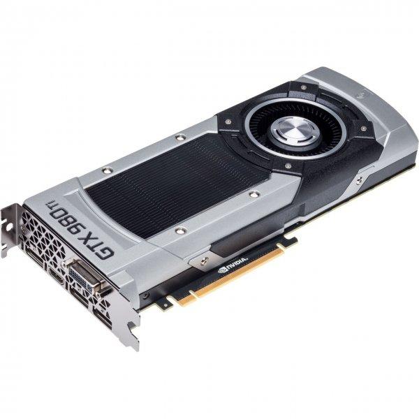 [Mindfactory] Inno3D GeForce GTX 980 Ti 6GB GDDR5 PCIe 3.0 REFERENZDESIGN inkl. Vsk