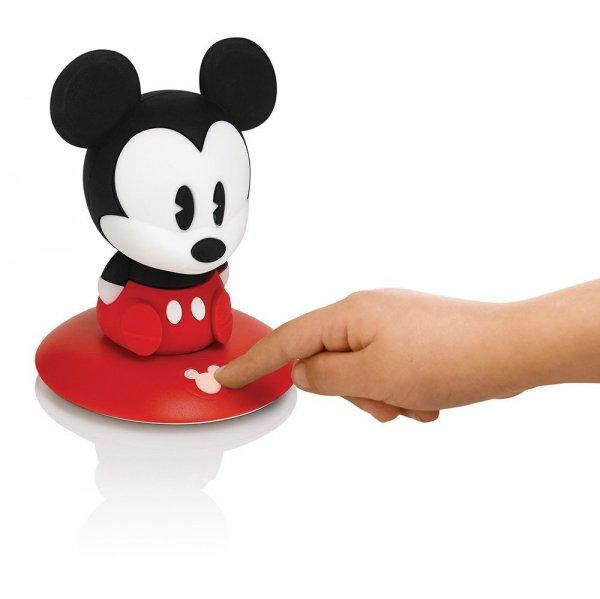 [Amazon Spanien] Philips Disney Micky Maus LED Nachtlicht knautschbar