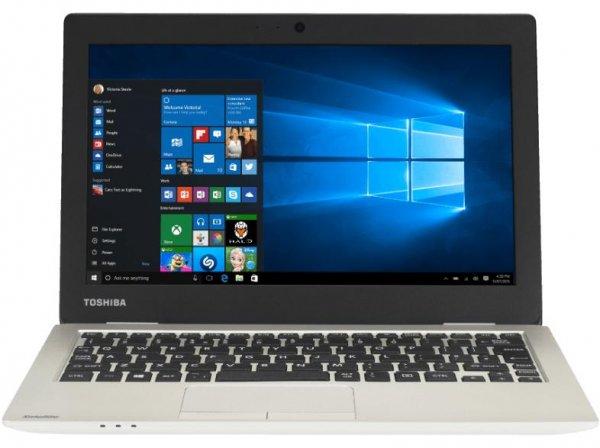 [Mediamarkt Tiefpreisspätschicht] Verschiedene Toshiba Notebooks und Convertibles.Zb. Toshiba Satellite CL10-C-102 29,5 cm (11,6 Zoll HD) Notebook (Intel Celeron N3050, 2GB RAM, 32GB eMMC, shared, Win 10) silber für 199,-€? und weitere...
