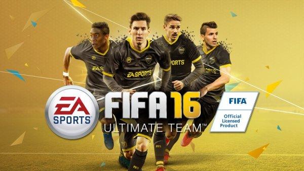 FIFA 16 Ultimate Team [FUT] - UPDATE - Kostenlose Sets bis 28.03.