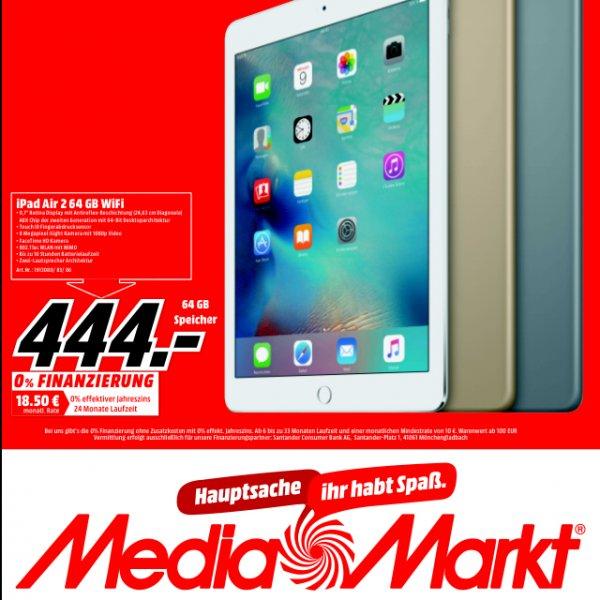 iPad Air 2 64GB Wifi nur in Berlin und Brandenburg und nicht Online!