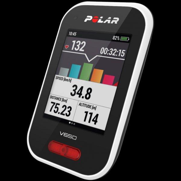 [amazon.de] Fahrrad Computer Polar v650