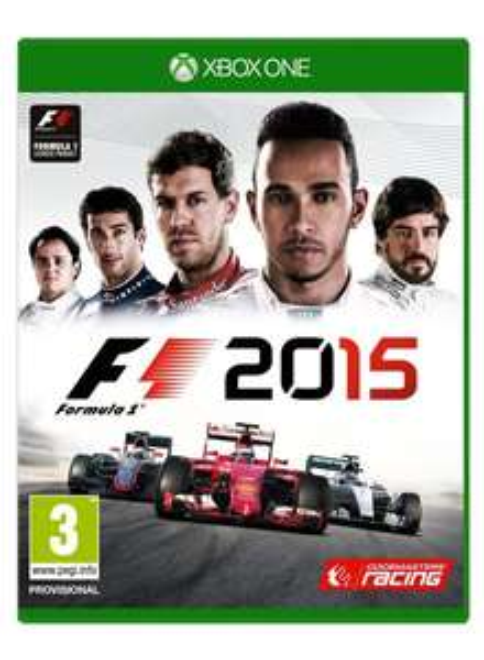 [amazon.it] Xbox One | F1 2015 für 13,65 € inkl. Versand