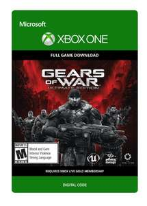 [Amazon.com] Gears of War: Ultimate Edition (DL) (Xbox One) für 8,92€