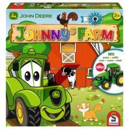 Johnny´s Farm - Brettspiel mit SIKU Traktor - Top Ostergeschenk für Kinder - über 70% RABATSSSSSS