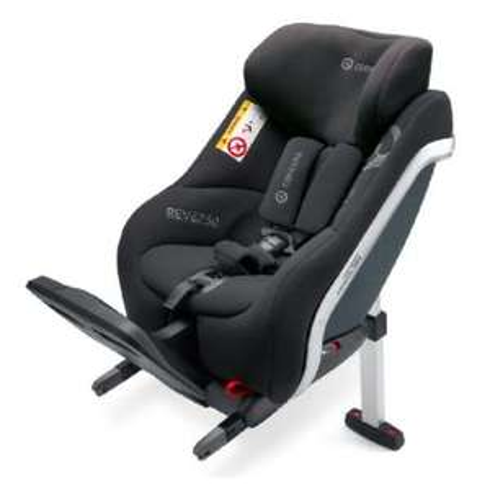 [babymarkt.de] CONCORD Kindersitz Reverso Raven Black für 263,89€ inklusive VSK statt 340€