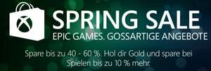 [Xbox Spring Sale] Xbox-360-Spiele ab 3,75€ // Need for Speed ab 23,10€ & The Witcher ab 25€